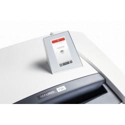 Niszczarka dokumentów HSM SECURIO P36i - 1 x 5 mm + osobny mechanizm tnący OMDD
