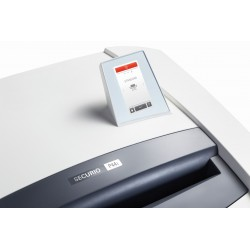 Niszczarka dokumentów HSM SECURIO P44i - 0,78 x 11 mm + funkcja wykrywania metalu