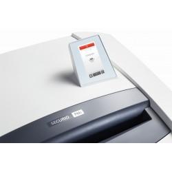 Niszczarka dokumentów HSM SECURIO P44i - 1 x 5 mm + osobny mechanizm tnący OMDD + funkcja wykrywania metalu